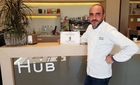 Leonardo Marongiu all'Hub