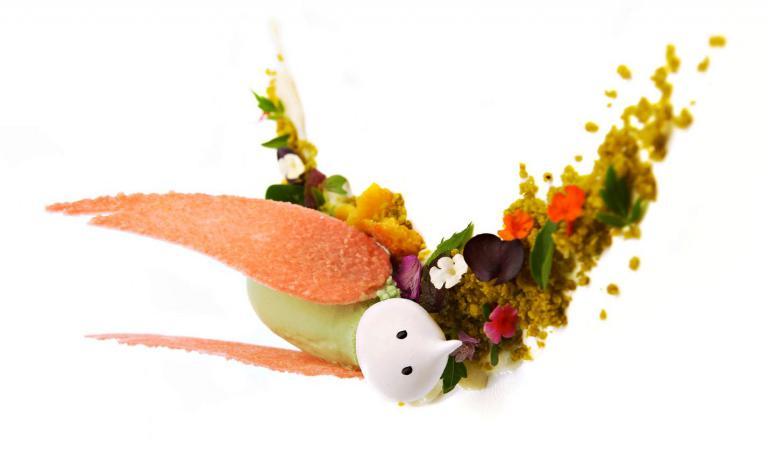 Arriva la primavera, dessert al piatto del tra i più noti di Loretta Fanella