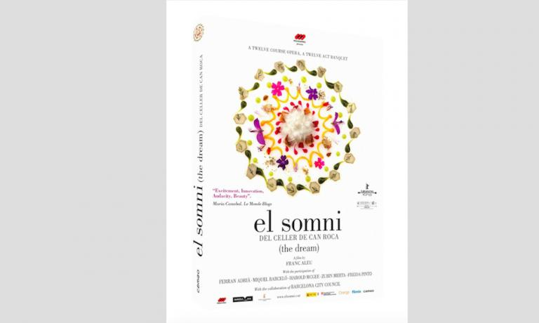 The cover of El Somni. Book and dvd can be bought from Amazon for only 22.90 US Dollars