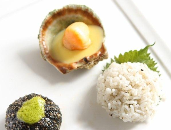 Omakase rice
