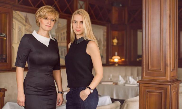 Ekaterina Avdeeva e Anna Zelenokhat