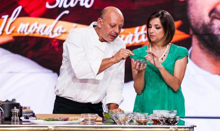 Gianfranco Pascucci e Lisa Casali