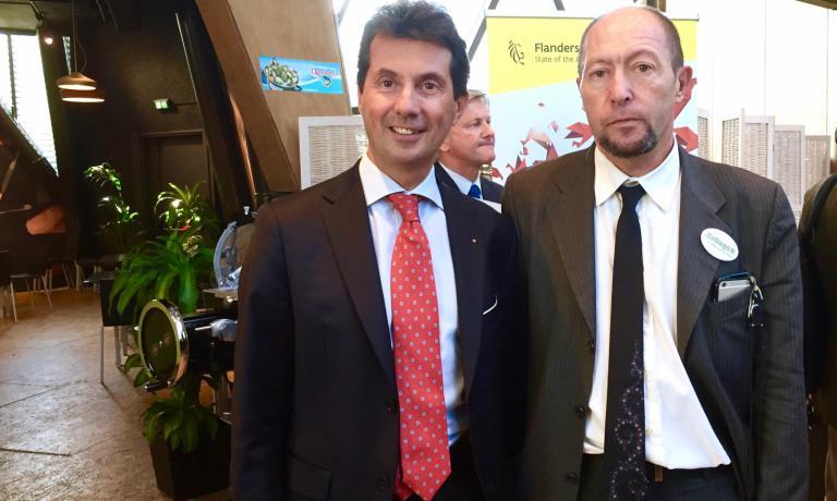 Andrea Mascaretti e Marco Ceriani