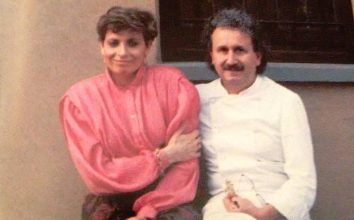 Un'immagine d'archivio dell'inossidabile coppia