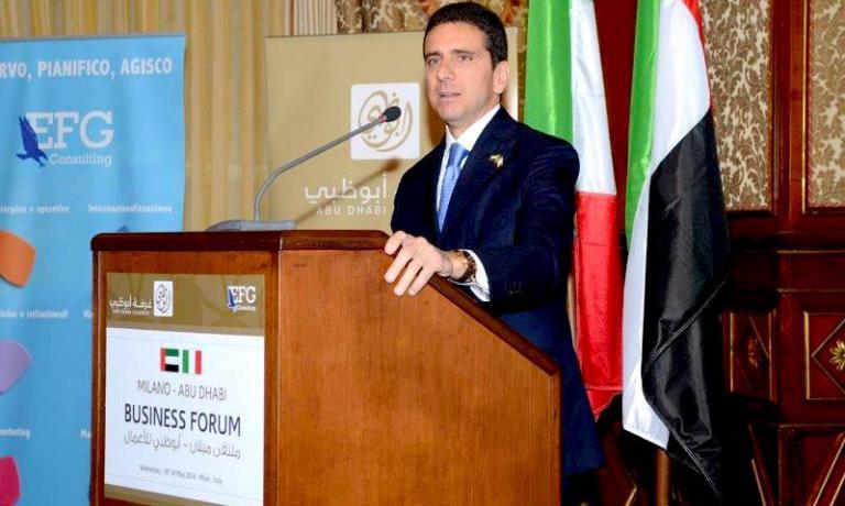 Giovanni Bozzetti al Forum
