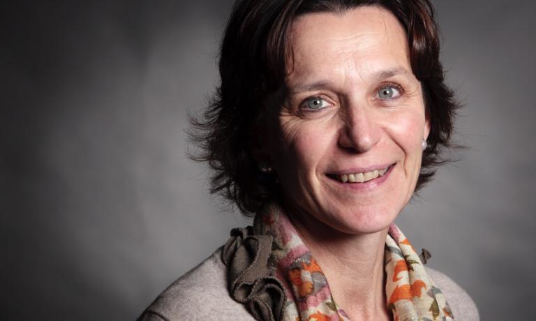 Matilde Poggi, rieletta da poco tempo presidente Fivie produttrice con la sua azienda Le Fraghedi Cavaion Veronese