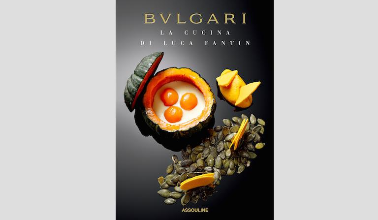 """La Cucina di Luca Fantin"" can be purchased from the Assouline website or 4 bookshops in Milan (Armani Libri, Rizzoli, Hoepli and Milano Libri), for 140 euros (only in English)"