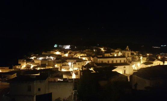 Palazzolo Acreide di notte