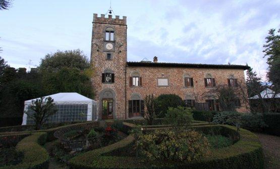 Il Castello di Querceto si trova a Greve in Chianti