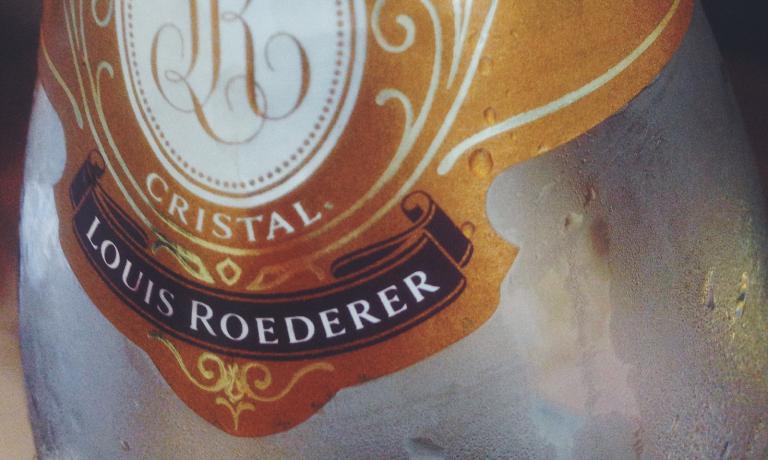 ASSO PIGLIATUTTO. Tra i preferiti dal pubblico,Cristal 2006 di Roederer