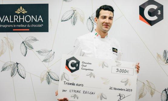 Il vincitore italiano, Ettore Beligni
