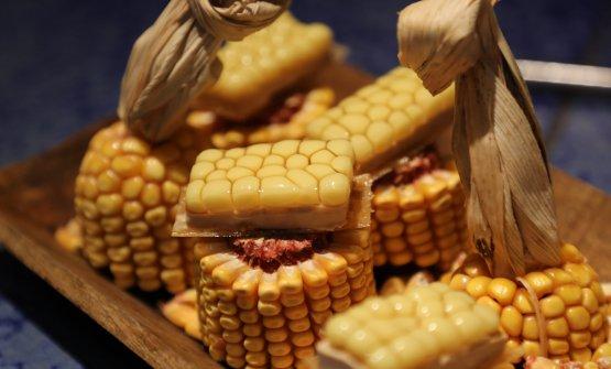 Tatin de foie gras e mais