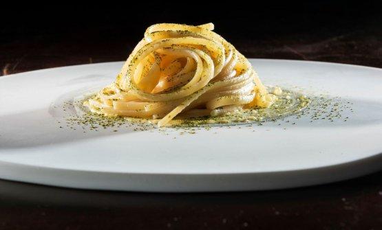 Lo spaghetto di Cracco