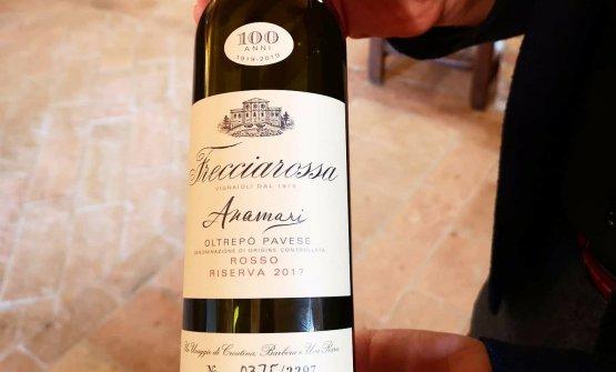 Il nuovo vino: Anamari