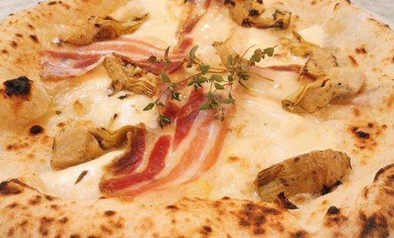 Pizza Carciofotta