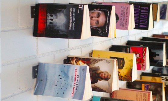 Book-crossing alle pareti