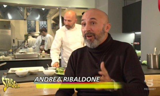 Andrea Ribaldone, 48 anni, una stella all'Osteria Arborina in Piemonte e ai Due Camini in Puglia