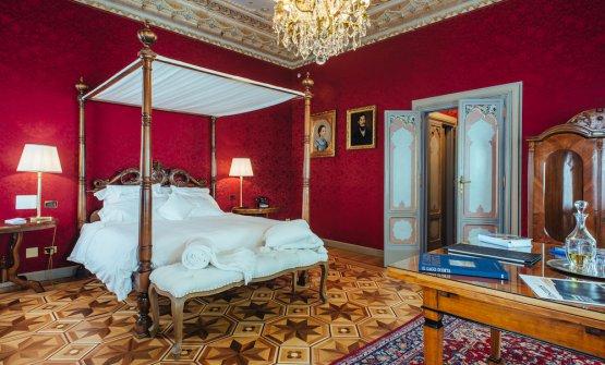 Lasuite Rania a Villa Crespi
