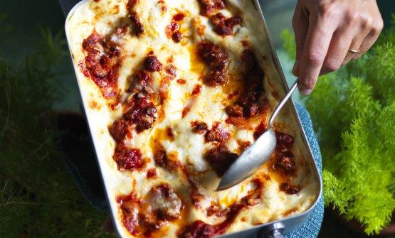 Unafoto trattadal numero di ottobre 2018de La Cucina Italiana