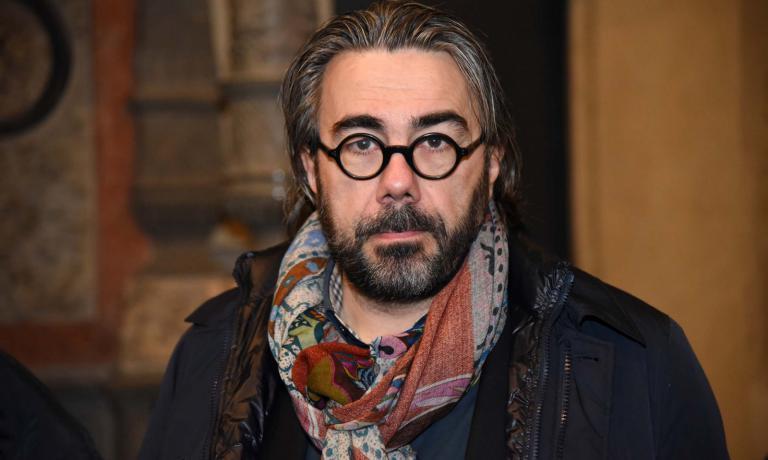 Lo chef Philippe Léveillé