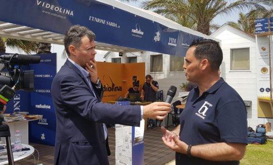 Michele Cabras intervistato
