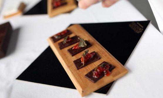Cioccolato e Corbarino, di Anna Chiavazzo