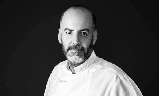 Tim Butler, chef,40 anni