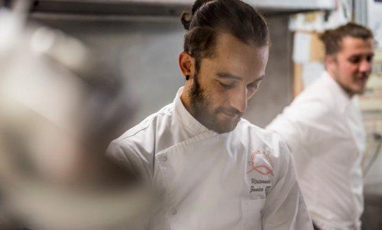 Lo chefSabatino Lattanzi dello Zunica 1880