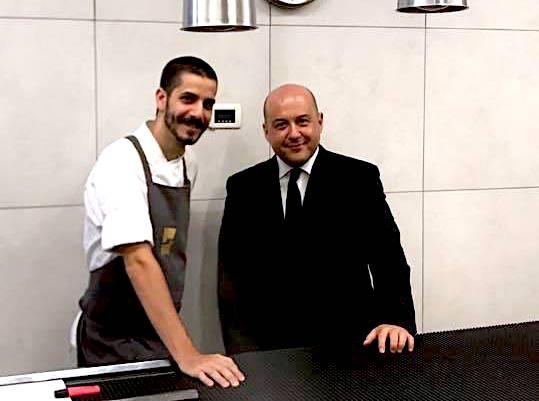 Ciro Scamardella e Alessandro Pipero