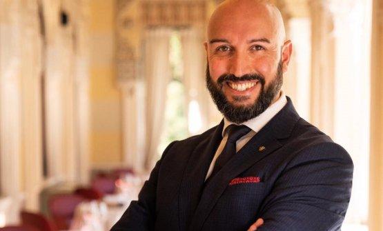 Massimo Raugi: tra i traguardi raggiunti, il riconoscimento come migliormaître per la Guida l'Espresso 2019