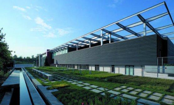 L'azienda si trova a Sorbo Serpico, nel cuore dell'Irpinia