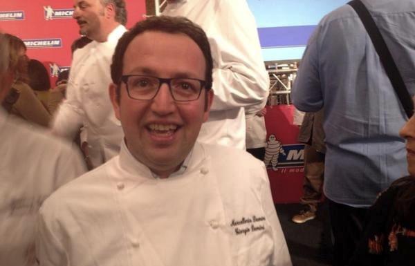 BUTCHERS IN PARADISE. Giorgio Damini, Damini Affini in Arzignano (Vicenza): first star ever for a butcher