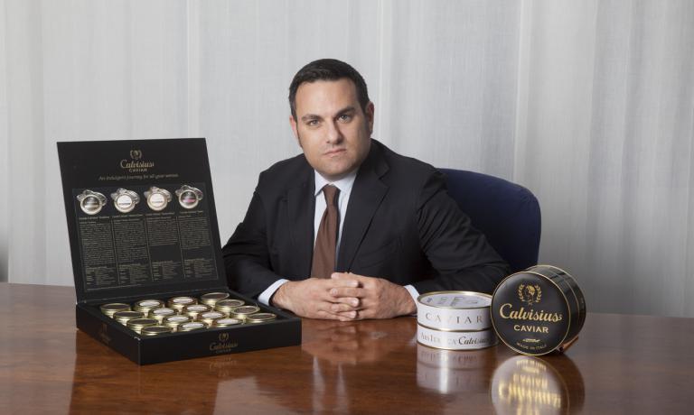 Lelio Mondella, direttore generale di Agroittica Lombarda
