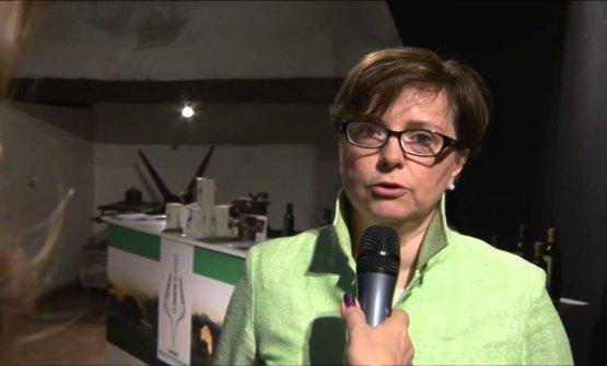 Rita Lauretti, terza autrice del volume