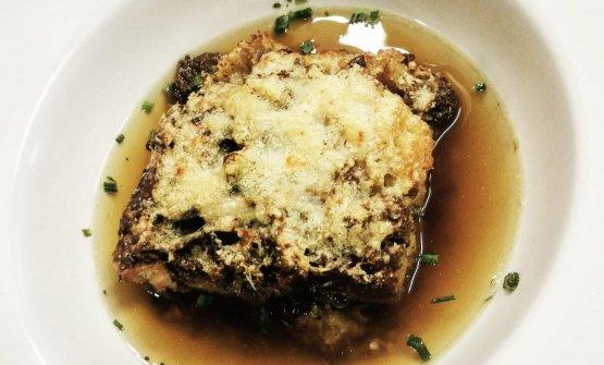 Dal Degan: cucinare la Sopa Coada