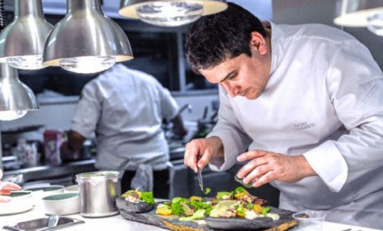 Mauro Colagreco, un argentino che cucina in Francia, a pochi km dall'Italia