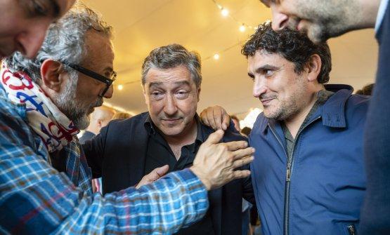Massimo Bottura, Joan Roca, Mauro Colagreco