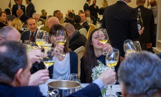 Un brindisi con gli spumanti d'Abruzzo