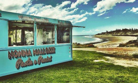 Nonna Mallozzi, il food truck