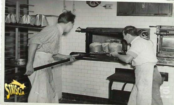 La pasticceria fu fondata nel 1845