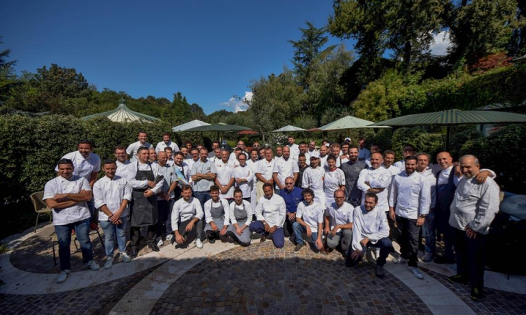 Al completo, chef e pizzaioli invitati all'Alb