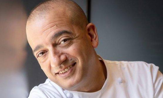 Pino Cuttaia, ideatore di Cookin'Med