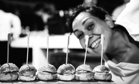 Martina Caruso, classe 1989, è la giovane chef de