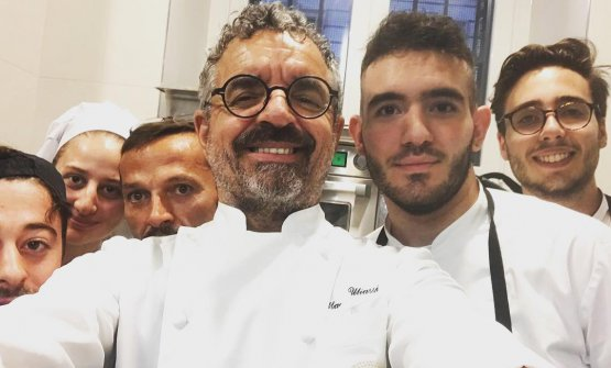 Mauro Uliassi ci racconta passo passo il processo creativo in cucina