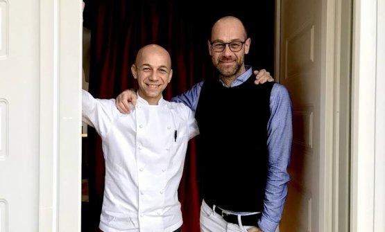 Riccardo andGiancarlo Camanini