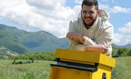 Giorgio Poeta, apicoltore