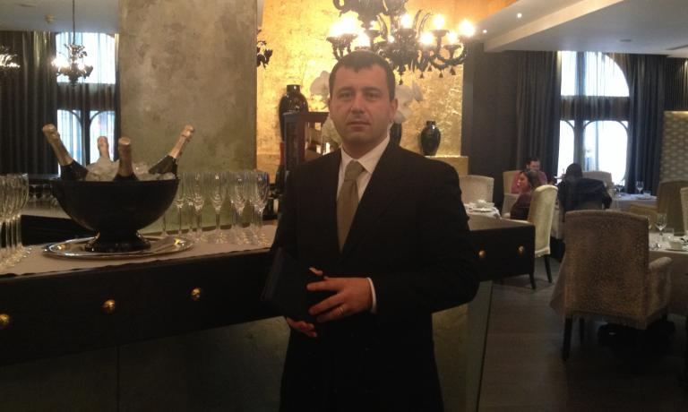 Donato Marzolla spent 16 years at Rossellinis, the