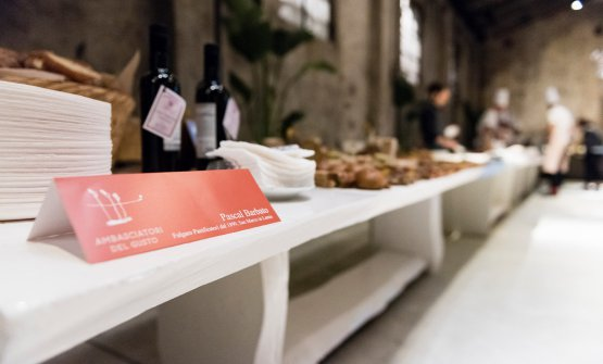Sky-Bread, la Puglia incontra Milano