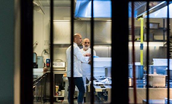 Riccardo Camanini e Corrado Assenza