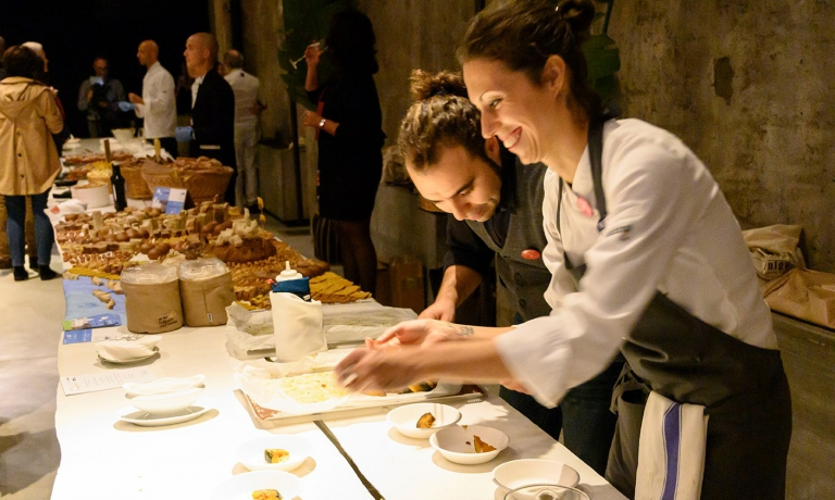 Marta In Cucina Reggio Emilia.Marta Scalabrini E Il Suo Tortello Di Zucca O Quasi